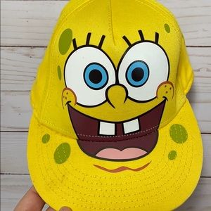 SpongeBob Squarepants Nickelodeon Carton Hat